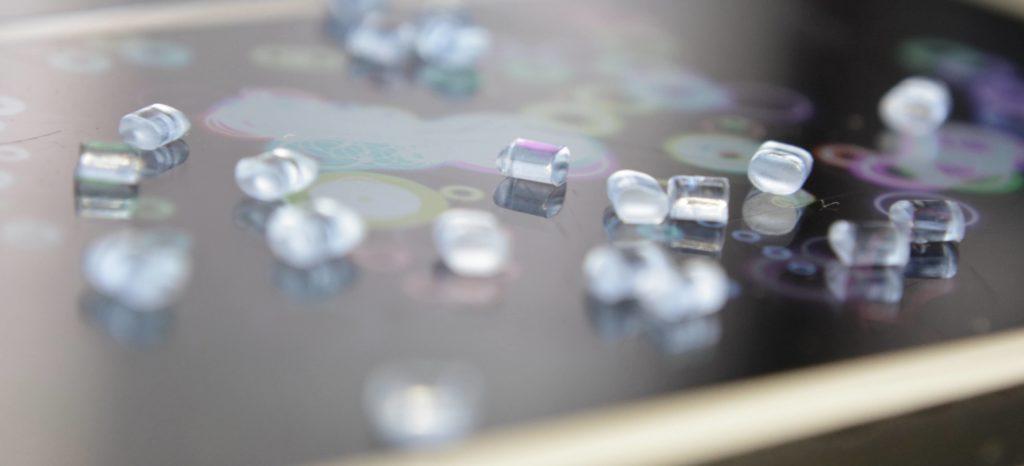 Специальные полимерные композиции фото